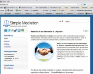 simple mediation